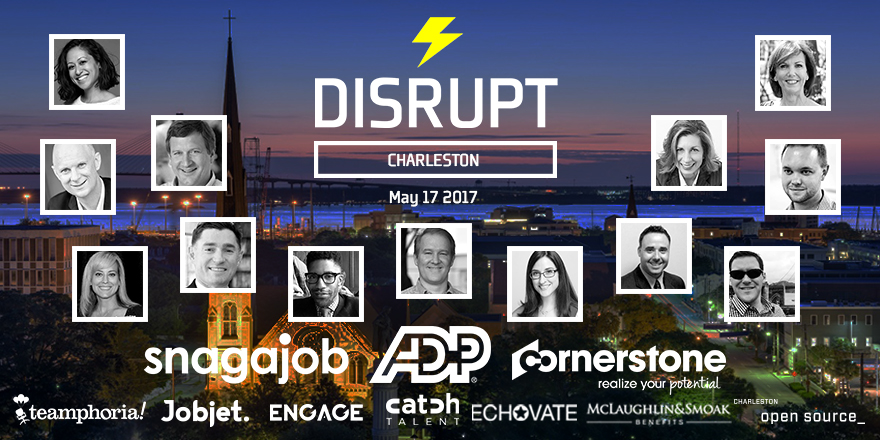 Introducing The Charleston Disruptors