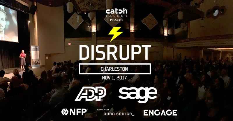Meet Your DisruptHR CHS Speakers