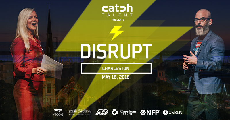 It's Time to Binge Watch… DisruptHR Charleston Style