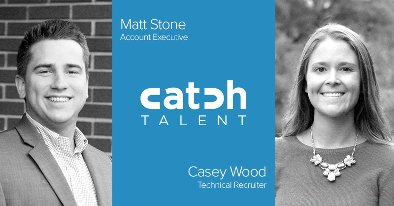 Matt Stone & Casey Wood Join Catch Talent