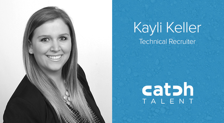 Kayli Keller Joins Catch Talent as a Technical Recruiter