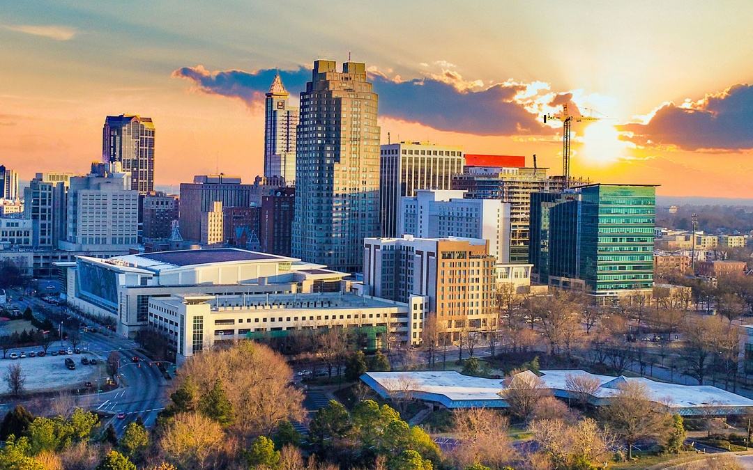 Catch Talent Opens Raleigh-Durham Office to Support Expansion Into the North Carolina Technology and Government Services Markets