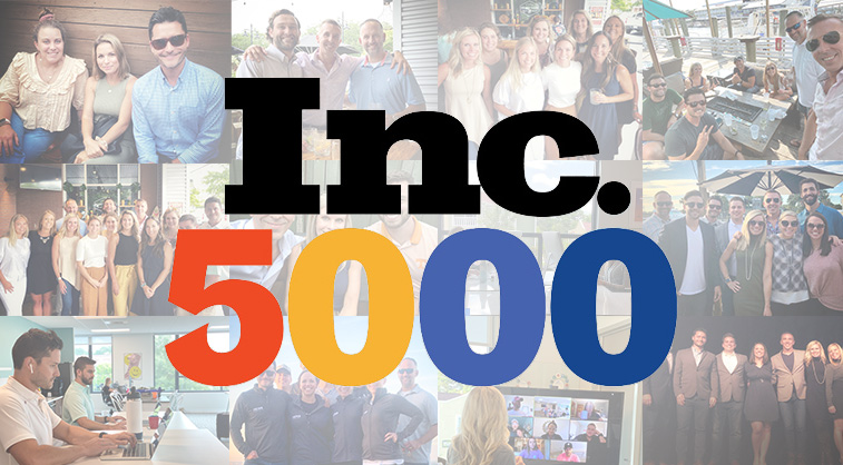 Catch Talent Added for a Second Time to the Inc. 5000 List of Fastest-Growing Companies with a Ranking of 959